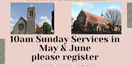 Parish Sung Communion tickets