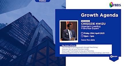 Growth Agenda tickets