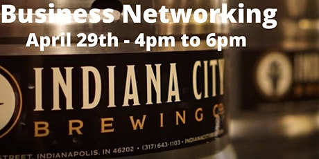 Business Networking at Indiana City Brewery tickets