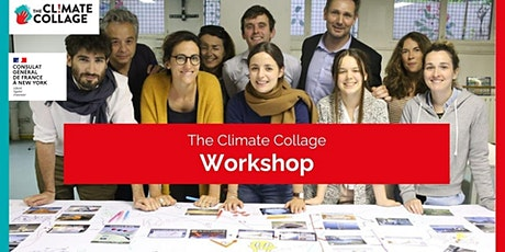 Climate Collage -  Consulate General of France in New-York - USA tickets