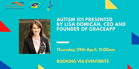 Autism 101 with Lisa Domican, CEO and Founder of GraceApp tickets
