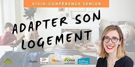Visio-conférence senior GRATUITE - Adapter son logement billets
