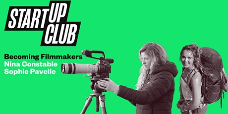 Becoming Filmmakers: Nina Constable & Sophie Pavelle tickets