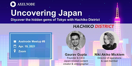 Uncovering Japan: Discover the hidden gems of Tokyo with Hachiko District tickets