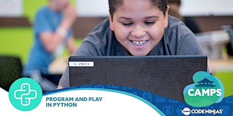 Program and Play in Python Summer Camp tickets