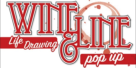 Wine and Line life drawing - Carl Barker at Keystone tickets