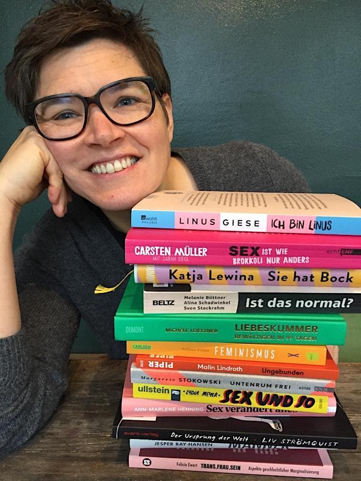 SALON F ONLINE // Gesprächsabend mit Ines Stöhr: Geschlechtliche Vielfalt: Bild