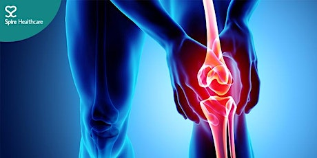 Free Orthopaedic GP/HCP educational meeting covering the knee tickets
