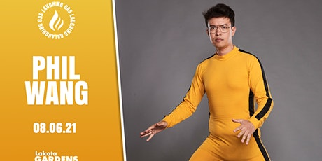 Laughing Gas Comedy Presents: Phil Wang tickets