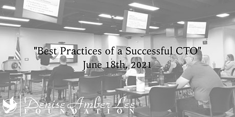 """""""Best Practices of a Successful CTO"""" June Virtual tickets"""
