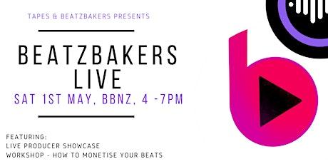 BeatzBakers Live tickets
