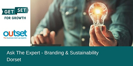 Ask The Expert - Branding & Sustainability tickets