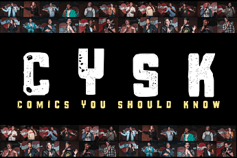 A Standup Comedy Show - Comics You Should Know! tickets