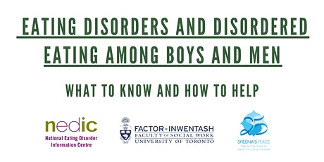 Eating Disorders and Disordered Eating among Boys and Men tickets
