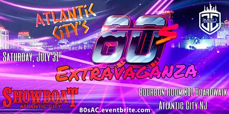 80's EXTRAVAGANZA! tickets