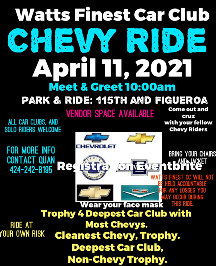 Chevy Ride image
