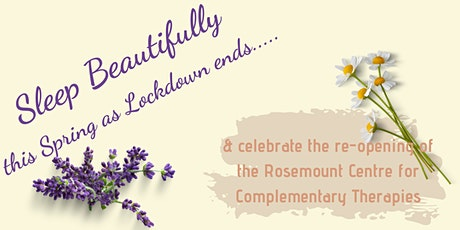 Sleep  Beautifully Workshop Saturday 24th April tickets