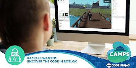 Roblox Hacker Summer Camp tickets