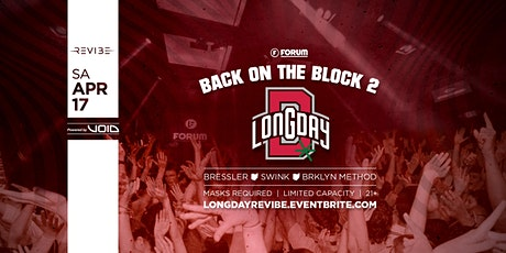 BACK ON THE BLOCK 2 presented by REVIBE AT FORUM tickets