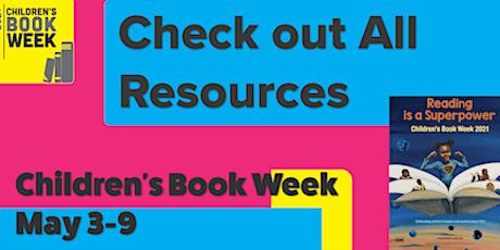 Children's Book Week tickets