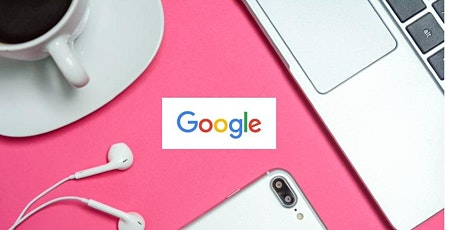 Build Your Personal Brand Online With Google tickets