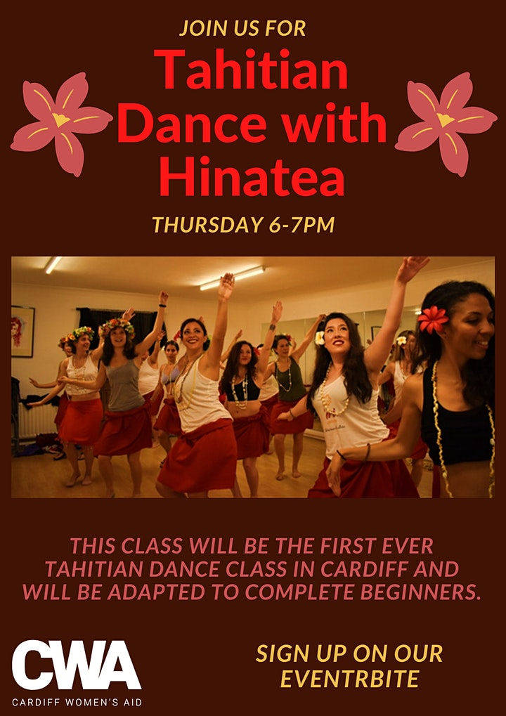 Tahitian Dance with Hinatea (online) image