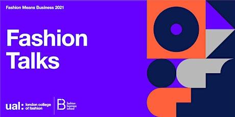 Fashion Talks: Marco Trincavelli, Principal Data Scientist at H&MxAI tickets