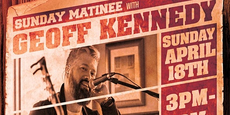 Sunday Matinee with Geoff Kennedy tickets