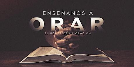 VIVE DOXOLOGY | Serie: ENSEÑANOS A ORAR | El poder de la oración | Semana 5 tickets