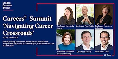 Alumni Careers² Summit 2021 - 'Navigating Career Crossroads' bilhetes