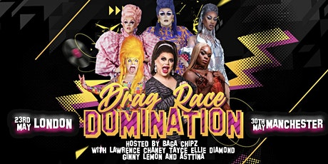 Klub Kids London Presents: DRAG DOMINATION - EARLY SHOW  (+14) ingressos