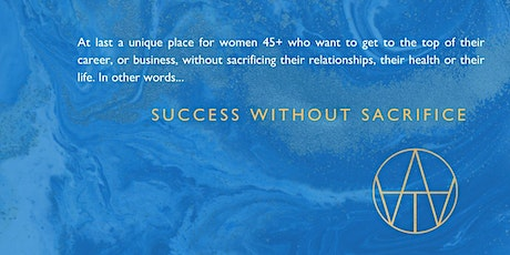 Celebrate the Launch of the Women At The Top! Success Without Sacrifice! tickets