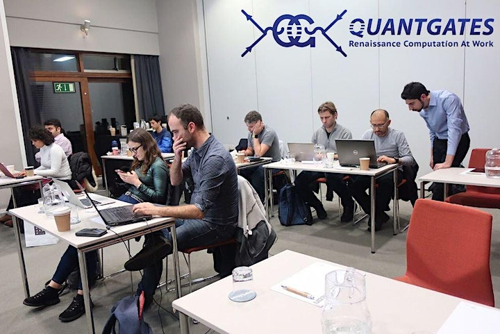 Practical Quantum Computing: Live Online + 4 Week Tech Support image