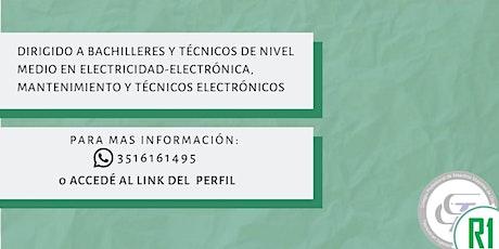 CURSO de FORMACIÓN PROFESIONAL CONTINUA de ELECTRICIDAD bilhetes