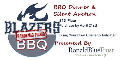 GMC Blazer BBQ Pandemic Picnic & Silent Auction tickets