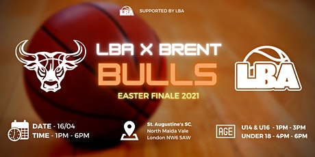 U18 Brent Bulls Easter Finale @ St Augustine's  - Holiday Basketball tickets