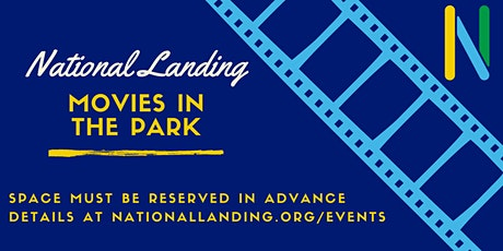 National Landing Movies in the Park: Moana tickets