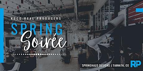 Spring Soirée at Springhaus Designs tickets