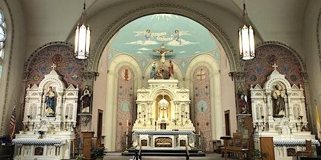 St Michael First Communion Masses tickets