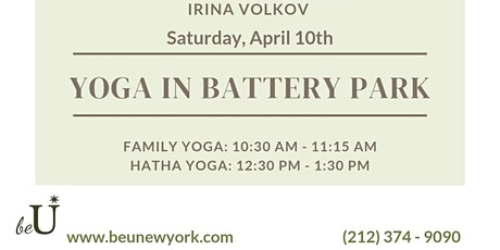 Hatha in Battery Park tickets