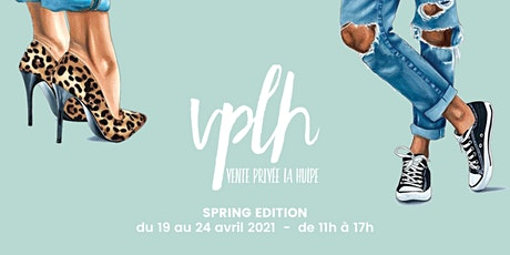 VPLH - 19 -24 April - Spring Edition billets