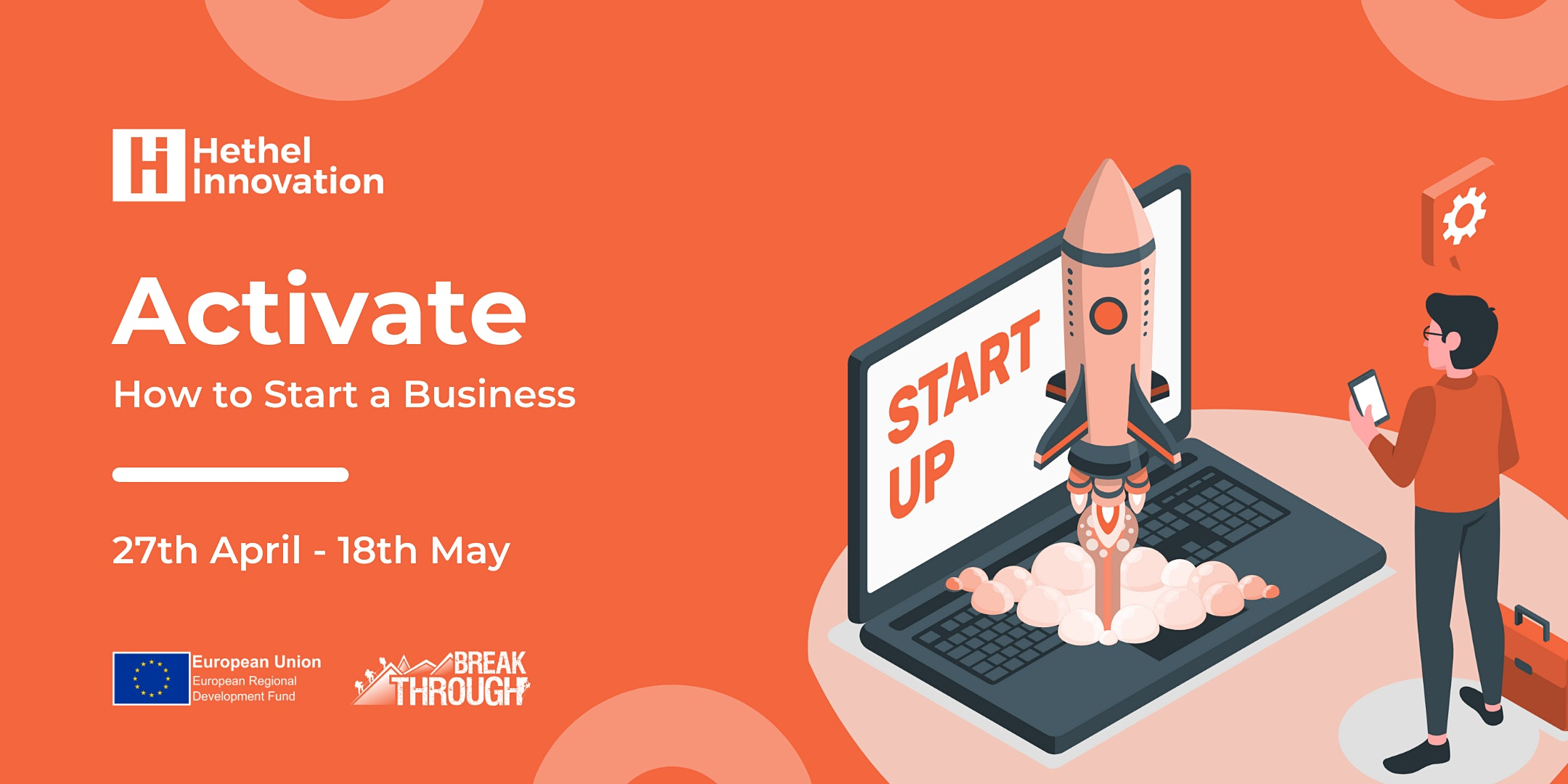 How to: Start a Business (4 Week Online Programme)