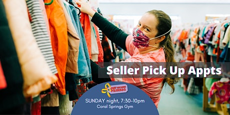 SELLER Pick Up | JBF Coral Springs | Apr 25 tickets