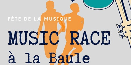 Music race à la baule billets