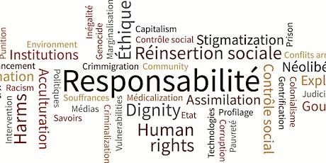 Conférence nationale sur les perspectives critiques en criminologie 2021 billets