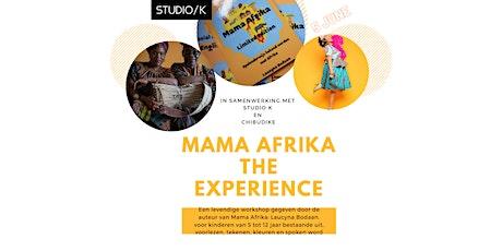 Mama Afrika the experience tickets