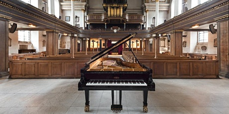 Free lunchtime concert: Jean Bernard Marie (piano) plays Messiaen tickets