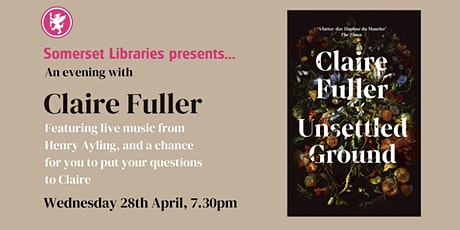 Somerset Libraries Presents: Claire Fuller tickets