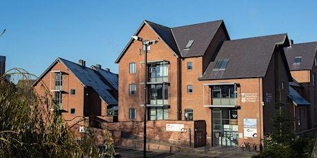 University Centre Shrewsbury Campus Tour tickets