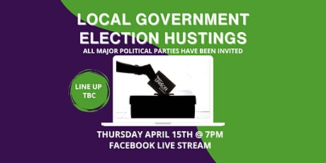 UNISON Scotland - Local Government Election Hustings tickets